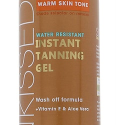 Sunkissed Water Resistant Instant Tanning Gel-Warm Skin Tone