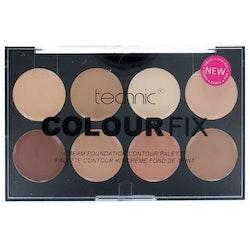 Technic Colour Fix Cream Foundation Contour Large Palette