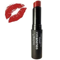 Technic ColourMax Matte Finish Lipstick-Matte Deep Red