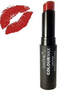 Technic ColourMax Matte Finish Lipstick-Matte Deep Red
