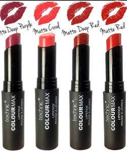 Technic ColourMax Matte Finish Lipstick-Matte Pink