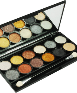 Technic Electric Beauty METALIX EyeShadow Palette for Smokey Eye