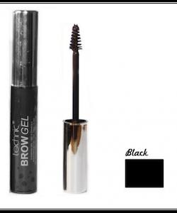 Technic Eye Brow Gel Shaping Mascara- Black