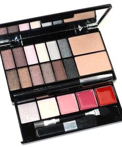 TECHNIC Eyeshadow&Highlighter&Blusher&Bronzer&Concealer Palette
