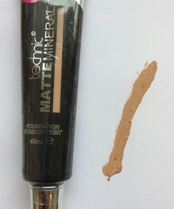 Technic Matte Mineral Full Coverage Foundation - Terracotta