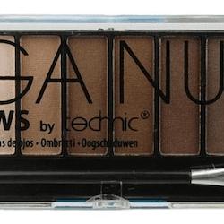 Technic Mega Nudes Eyeshadows Palette