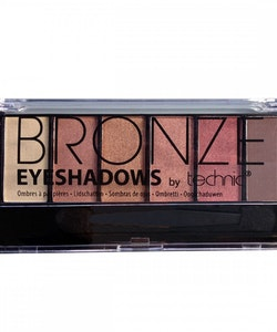 Technic Shimmer Eyeshadow Palette - Bronze