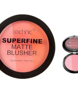 Technic Superfine MATTE Compact Trio-Blusher