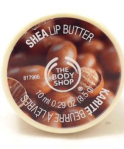 The Body Shop Shea Lip Butter for Very Dry Skin 10ml