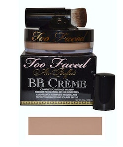 Too Faced Air Buffed BB Crème Powder Makeup - Vanilla Glow