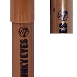 W7 Chunky Jumbo Soft Cream Shimmer Eyeshadow Crayon - Cappuccino