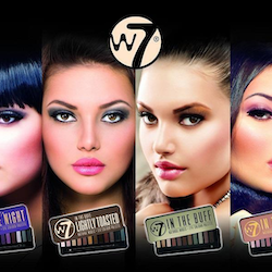 W7 Cosmetics In the LIGHTLY TOASTED BUFF Eyeshadow Palette