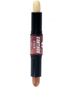 W7 Dual Highlight & Contour Face Shaping Contour Stick - Natural