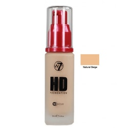 W7 Hight Defition Foundation - Nautral Beige
