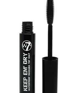 W7 Keep Em' Dry Waterproof Mascara Transparent Top Coat