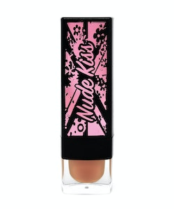 W7 Limited Edition Nude Kiss Naked Colour Lipstick-Desert Dream
