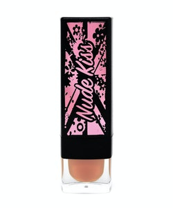 W7 Limited Edition Nude Kiss Naked Colour Lipstick-Nude Kiss