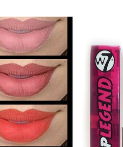 W7 Lip Matte Top Coat-Transform your Satin Lipstick to Matte