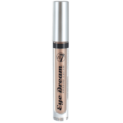W7 Shimmery Eye Shadow CREAM with Wand - Rose Garden