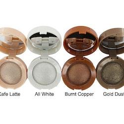 W7 Yummy Baked Shimmery Eye Shadow -Burnt Copper