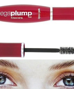 Wet n Wild Mega Plump Mascara - VERY BLACK