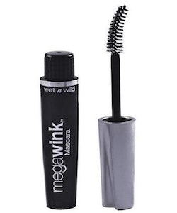 Wet n Wild MEGA WINK Mascara - Very Black