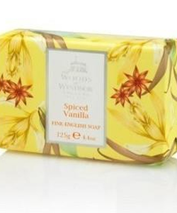 Woods of Windsor Fine English Soap - Spice Vanilla
