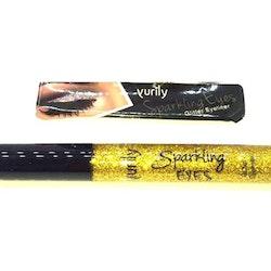Yurily Sparkling Glitter Eyeliner - 24K Glam Gold