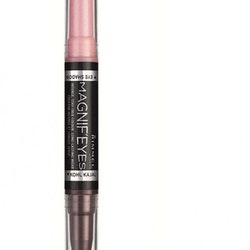 Rimmel MAGNIF?EYES DOUBLE ENDED SHADOW+LINER-Pink & Purple Rain