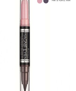 Rimmel EYES DOUBLE ENDED SHADOW+LINER-Pink & Purple Rain