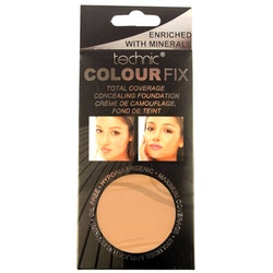 Technic ColorFix Total Coverage Concealing Foundation-Terracotta