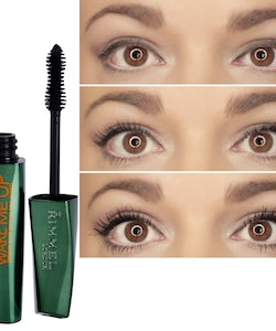 Rimmel Wonder'Full Wake Me Up Mascara - Extreme Black
