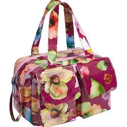 Royal Tropical Garden Vanity Cosmetics Bag
