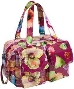 Royal Tropical Garden Vanity Cosmetics Bag