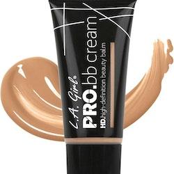 L. A. Girl Pro BB Cream HD Beauty Balm-Light/Medium