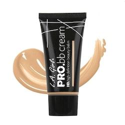 L. A. Girl Pro BB Cream HD Beauty Balm-Fair