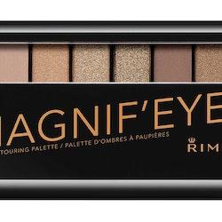 Rimmel Magnif'Eyes Eye Contouring Palett - Keep Calm & Wear Gold