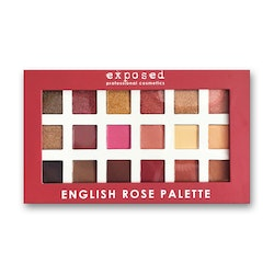 Exposed English Rose Palette