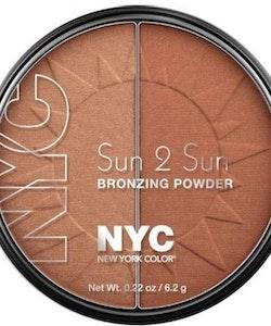 NYC Sun 2 Sun Bronzing Powder - 719A Terracotta Tan