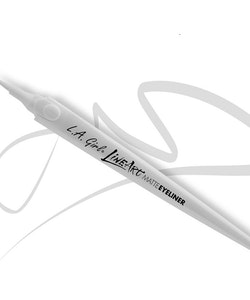 L. A. Girl Line Art Matte Eyeliner - Pure White