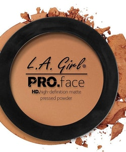 L.A. Girl Pro Face HD Matte Pressed Powder-Toffee
