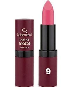 Golden Rose Velvet Matte Lipstick#09Deep Blush PinkII