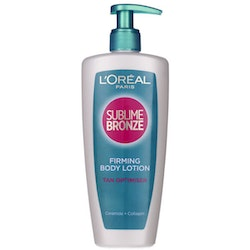 L'Oréal Paris Sublime Bronze Firming Tan Optimiser 250ml