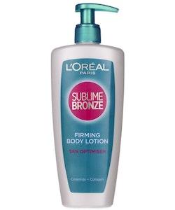 L'Oréal Paris Sublime Bronze Firming Tan Optimiser 250ml