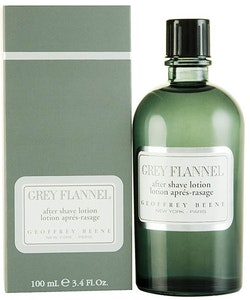 Geoffrey Beene Grey Flannel ORIGINAL Aftershave 100ml