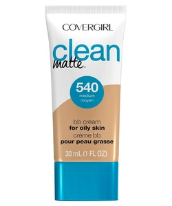Covergirl Clean Matte BB Cream for Oily Skin - Medium