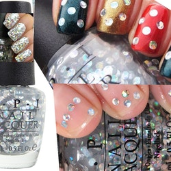 OPI Mariah Carey Holiday Top Coat - Snow I know You Love Me 15ml