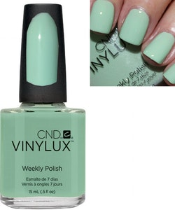 CND Vinylux Open Road Collection -166 Mint Convertible