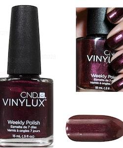 CND Vinylux  Lacquer Nail Polish - 110 Dark Lava