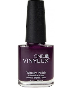 CND Vinylux Fall Modern Folklore Collection-Plum Paisley